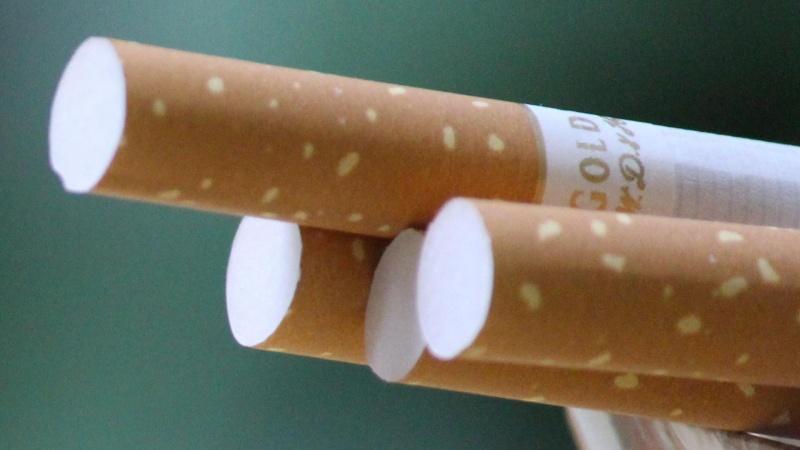 Vokietijos jaunimas vis rečiau griebiasi cigaretės