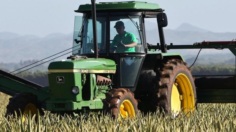 Vokietijoje pavogtas 160 000 eurų vertės traktorius rastas Lietuvoje