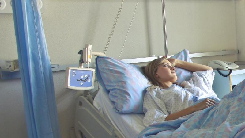 COVID-19 pacientų skaičius Vokietijos ligoninėse auga greičiau nei tikėtasi