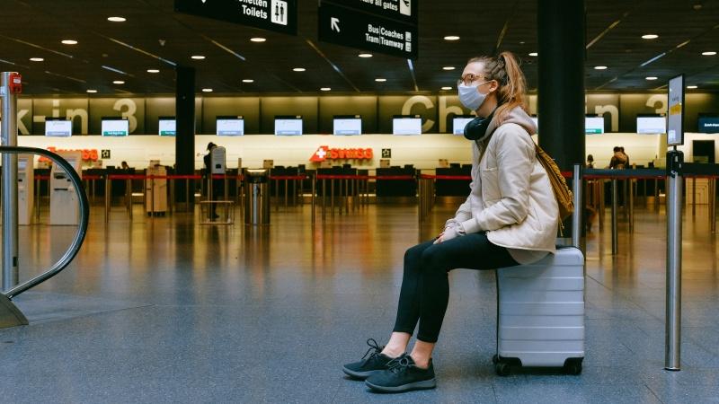 Vokietija planuoja pasilikti teisę po pandemijos įvesti kelionių apribojimų