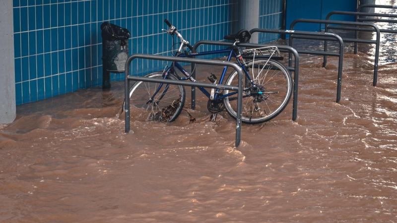 JK potvynių ekspertė: Vokietijai smogusius potvynius buvo galima numatyti