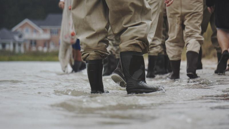 Potvyniai Vokietijoje: dingusiais vis dar laikoma apie 150 žmonių
